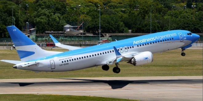 """Precios de los pasajes """"low cost"""" de Aerolíneas Argentinas"""