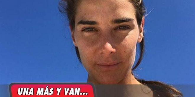 La foto de Juana Viale con su hijo de 11 años desató un escándalo