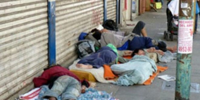 La pobreza aumentó a 32% y ya afecta a 14 millones de personas