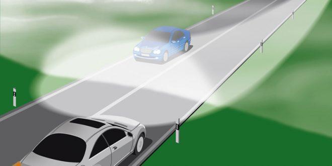 Recomendaciones para conducir con niebla