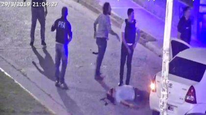 Video : Así fue el tiroteo entre policias en Avellaneda