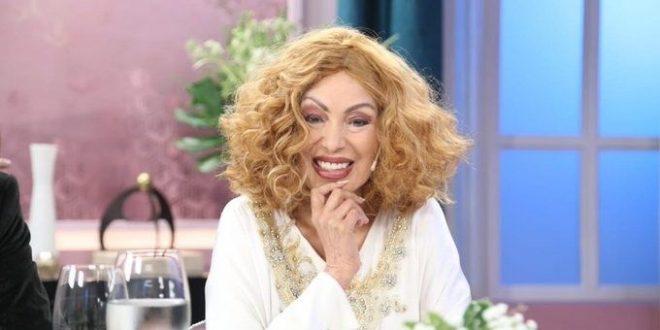 Beatriz Salomón reapareció en la televisión