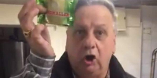 Video: El dueño de Guaymallén volvió a comparar la actualidad argentina con sus alfajores