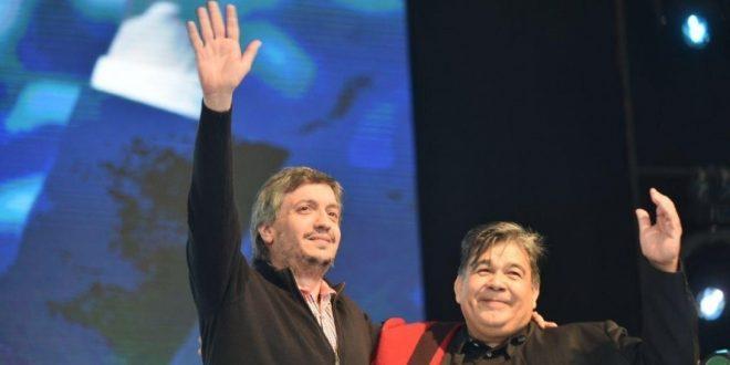 Máximo Kirchner será candidato