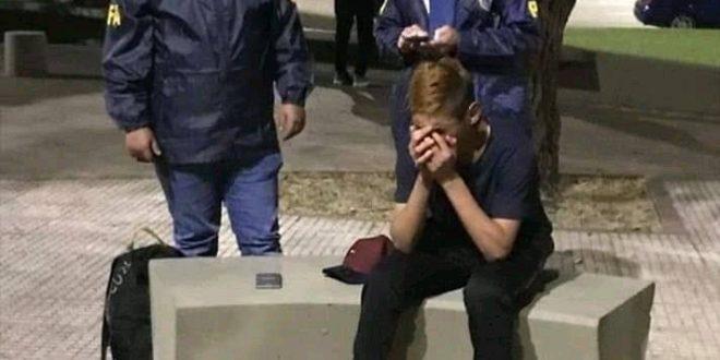 Realizó 3 llamados diciendo que había puesto una bomba en la Estación Constitución