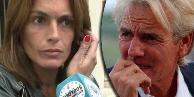 """La novia de Sergio Denis: """"estaba dominado por los excesos, lo que pasó no fue un accidente, yo sé cómo salió a cantar en Tucumán"""""""