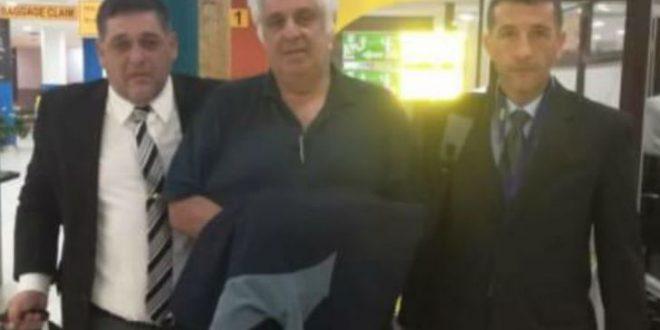 Alberto Samid se encuentra en vuelo hacia Argentina: quedará detenido ni bien llegue