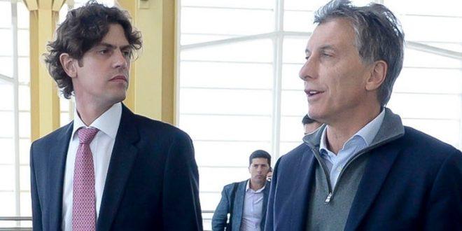 Frigerio no descartó a Lousteau como vice de Macri
