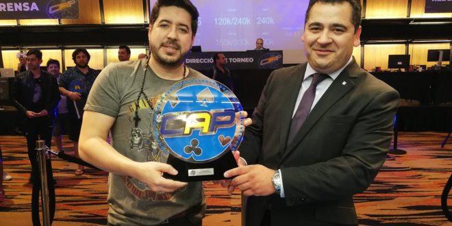 Circuito Argentino de Póker 2019