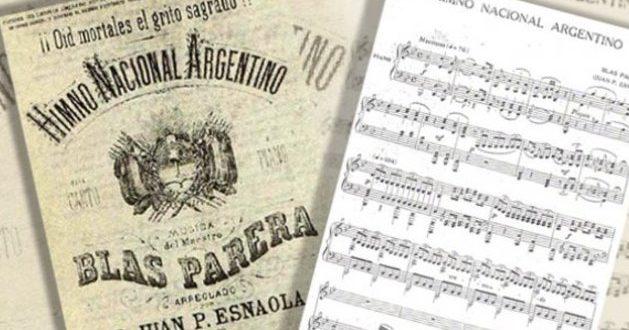 ¿CONOCÍAS LA VERSIÓN ORIGINAL DEL HIMNO NACIONAL ARGENTINO?