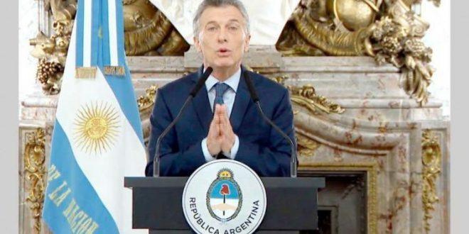 """Macri, tras el anuncio de Cristina Kirchner: """"Volver al pasado sería autodestruirnos"""""""