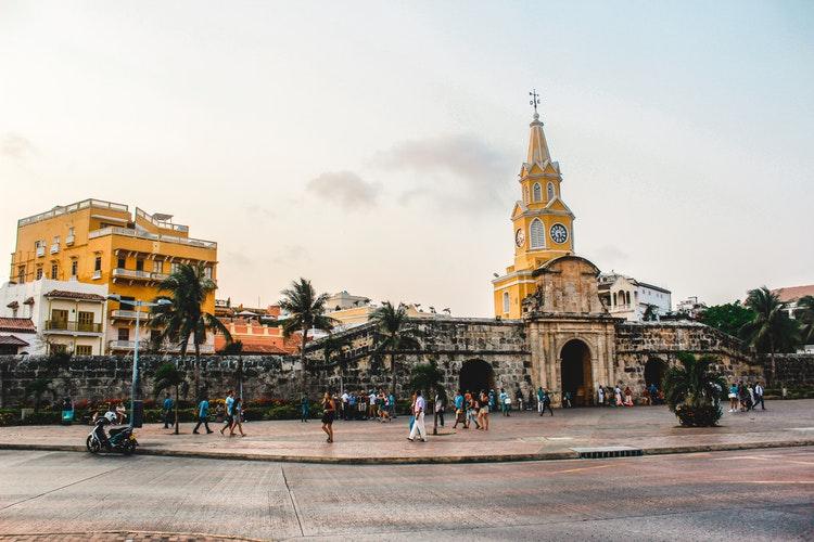 Cartagena, el Paraíso del Caribe Colombiano