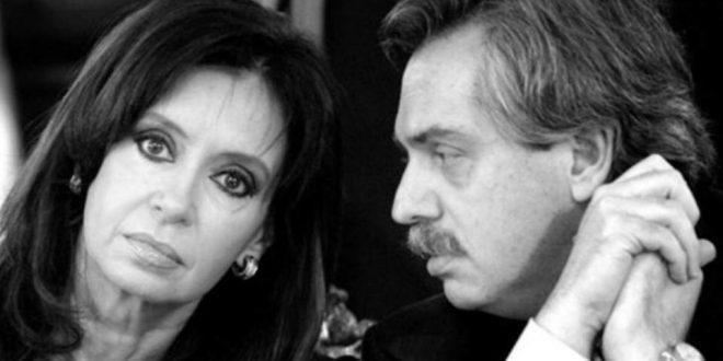 """Alberto Fernández: """"Cristina no es chorra ni ladrona, estoy seguro de lo que digo"""""""