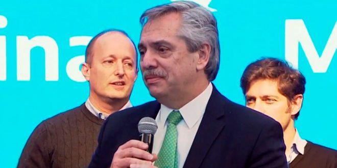 """Alberto Fernández: """"Mis propuestas son difíciles de cumplir con la lógica del Gobierno"""""""