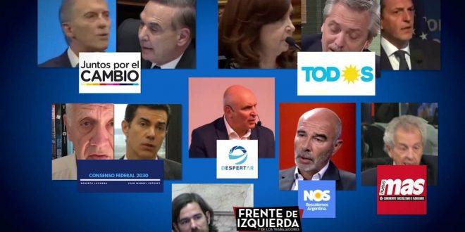 Elecciones presidenciales de Argentina de 2019 - Cronograma electoral