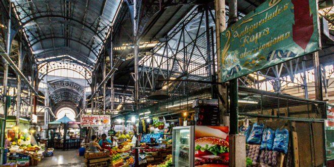 El Mercado de San Telmo, secretos escondidos esperando ser descubiertos