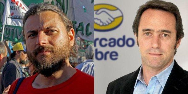 "El CEO de Mercado Libre a Grabois: ""Tal vez algún día se te ocurra laburar"""