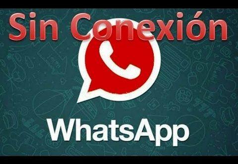 Se podrá usar WhatApp sin conexión