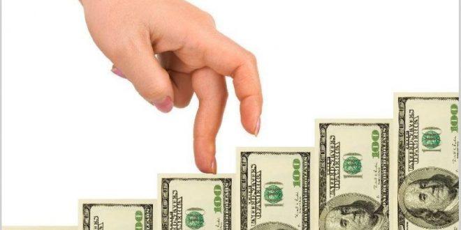 El dólar casi llega a $45