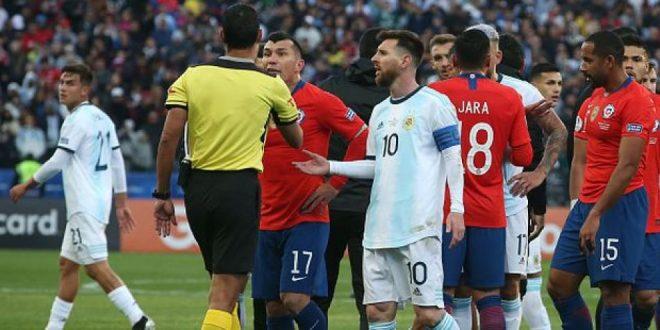 La durísima sanción que podrían darle a Messi