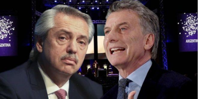 """Alberto Fernández a Macri : """"Contá con nosotros y yo te mando a los míos"""","""