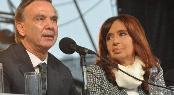"""Miguél Ángel Pichetto quiere debatir con Cristina Kirchner: """"Es importante que escuchemos su versión"""""""