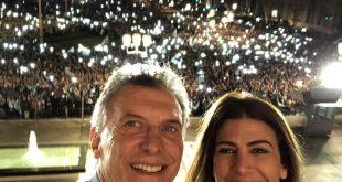 La selfie de Macri y Awada que hizo estallar las redes