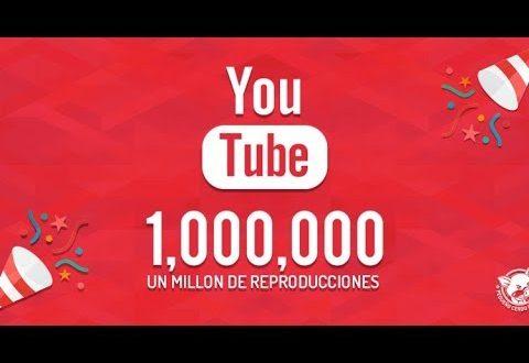 Cuánto se puede ganar con un video que consiga un millón de visitas en YouTube