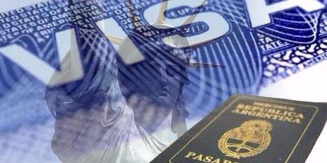¿En qué países le piden visa a los argentinos?