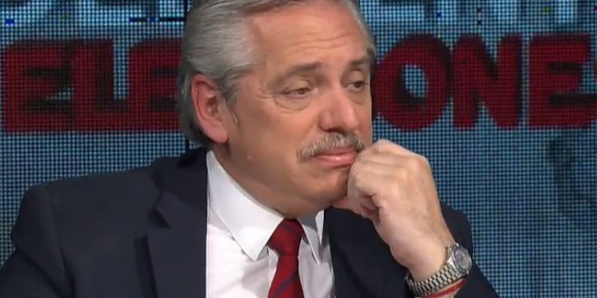 Video: Alberto Fernandez de K a anti K?