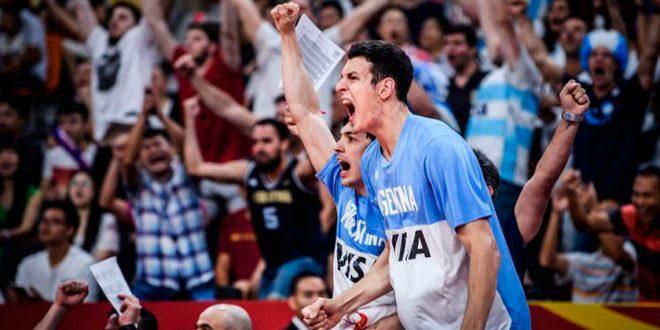 Argentina venció a Serbia y se clasificó a semifinales