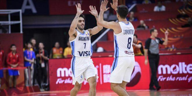 Mundial de básquet: Argentina venció a Venezuela y consiguió la clasificación a cuartos de final