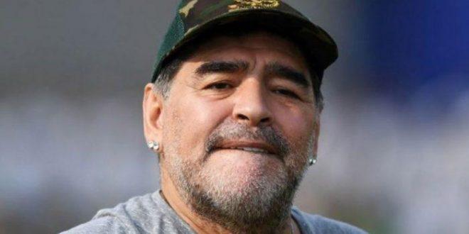 Diego Maradona aceptó la propuesta de Gimnasia para ser el nuevo director técnico