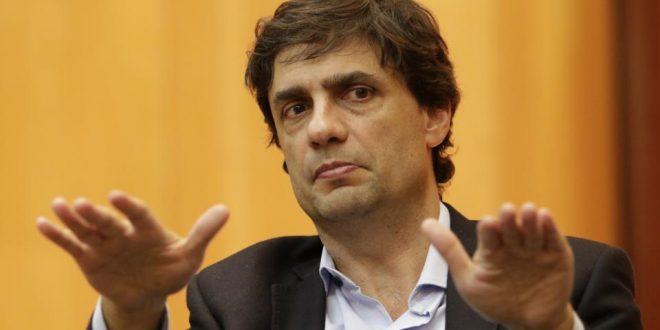 """Lacunza: """"Las medidas están dando el resultado esperado y dejaron más tranquila a la gente"""""""