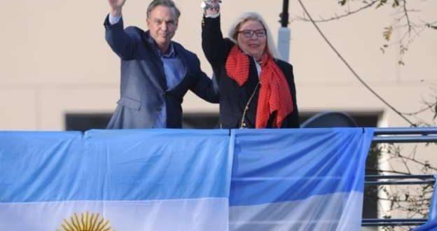 "Pichetto: ""Si gana Fernández, gana Cristina y va a gobernar ella"""