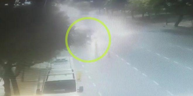 Video: El momento en que atropellaron y mataron a una agente de tránsito