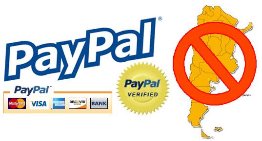 El cepo al dólar llegó a PayPal Argentina