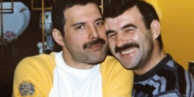 Fotos inéditas de Freddie Mercury, días antes de morir