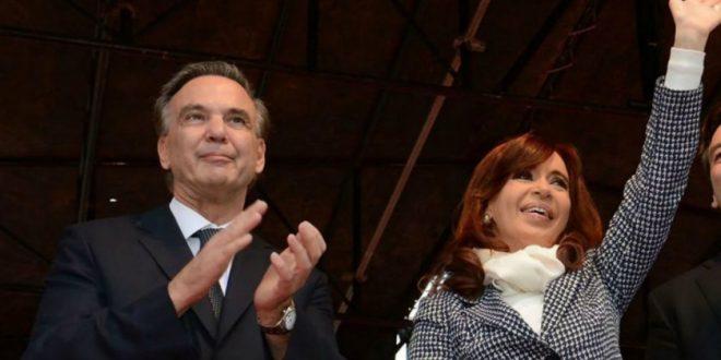 Pichetto volvió a pedir un debate con Cristina Kirchner