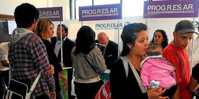 Cual es la cantidad de extranjeros que cobran planes en Argentina
