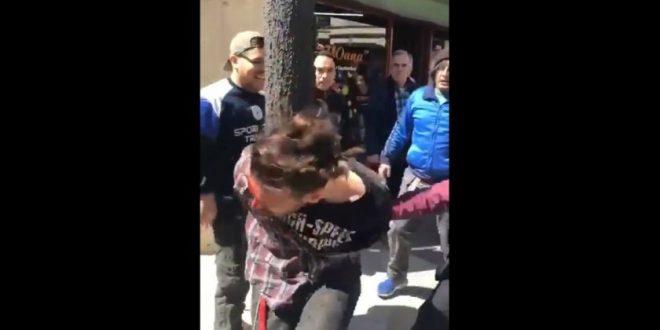 Video : Vecinos atraparon y lincharon a ladrones que ingresaron a un departamento