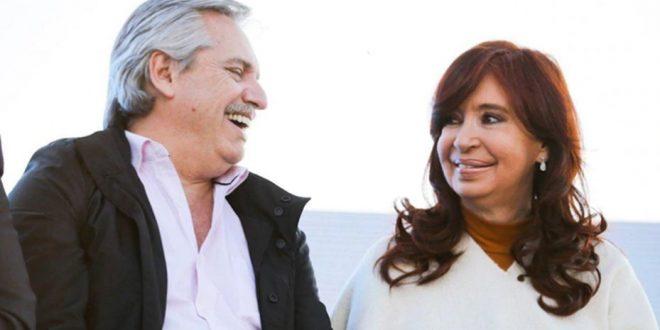 """Alberto Fernández: """"Cristina Kirchner y yo somos lo mismo"""""""