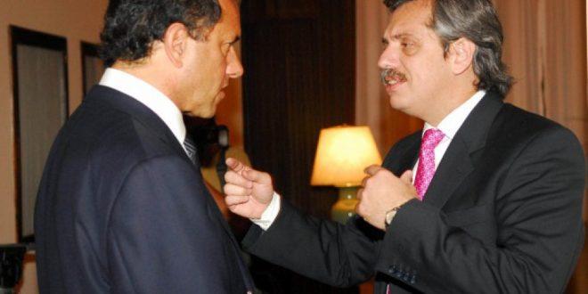 Daniel Scioli, el invitado sorpresa de Alberto Fernández para el debate presidencial