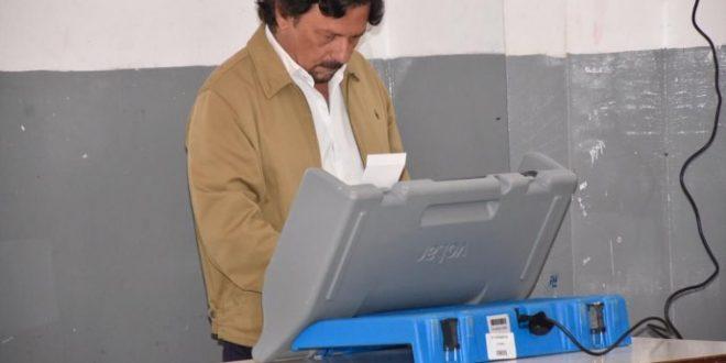 Salta: Gustavo Sáenz derrotó a los candidatos del Frente de Todos