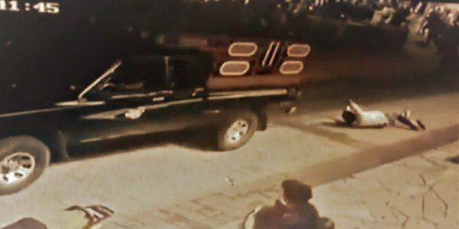 Ataron y arrastraron a un intendente con una camioneta por no cumplir sus promesas