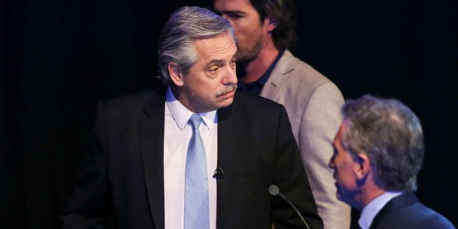 """Macri: """"Fernández estaba como si no se sintiera ganador, desencajado"""""""