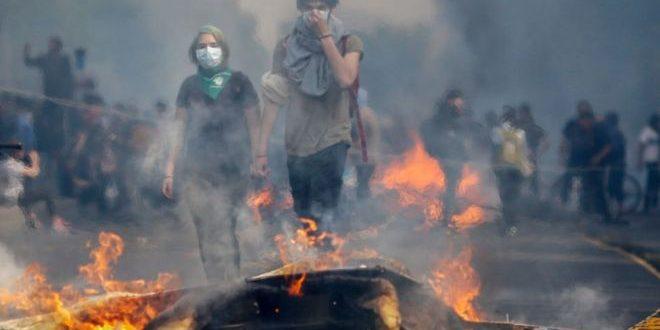 Protestas en Chile: ya son 11 los muertos