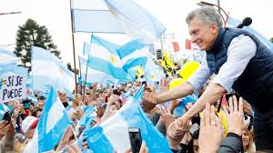 Macri finaliza su campaña en Córdoba con la última marcha del #SISEPUEDE