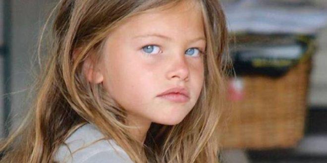 """Así luce """"la niña más linda del mundo"""" con 18 años"""