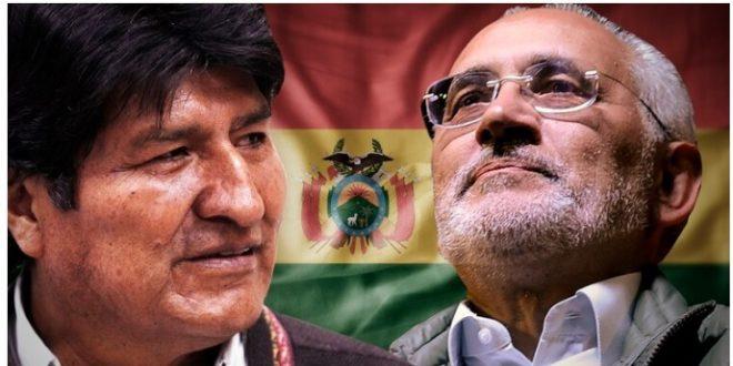 Bolivia: cancelaron escrutinio provisorio, los resultados tardarían una semana